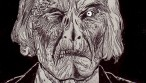 Zombie Art : Zombie Angus Skrimm, 'The Tall Man' R I P